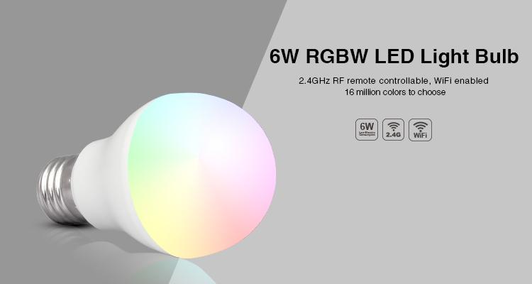 Milight E27 ledlamp