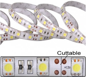 Ledstrip Natural white 4000-4500K 72W/5 mtr