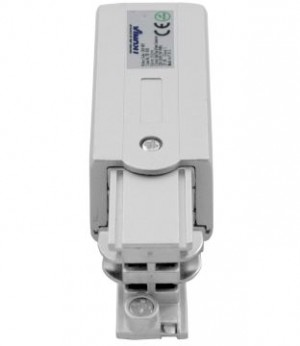 3 Phase Track | White | Voedingsconnector linker