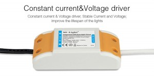 Constant current driver van de Milight IP54 downlighter 6W
